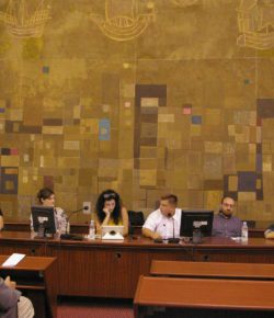 """Crossing Roads: Civil Society and the Academia"" round table"