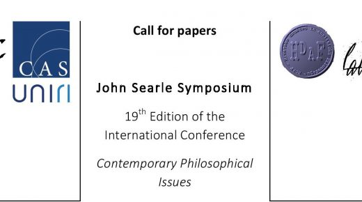 Call for papers – John Searle Symposium