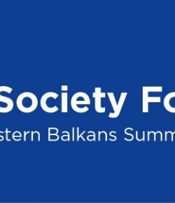 Civil Society Forum Trieste of the Western Balkans Summit Series