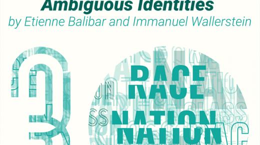 """Race, Nation, Class': Ambiguous Identities"" international seminar with CAS SEE fellows"