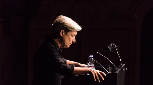 """Critique of Violence Now. From Thinking to Acting Against Violence"" with Judith Butler"