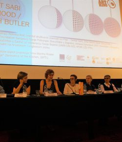"Round Table ""In Tribute to Saba Mahmood"" with Judith Butler"