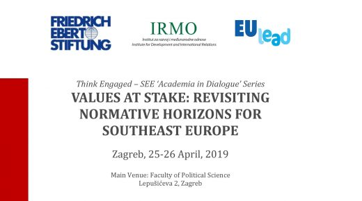 Values at Stake: Revisiting Normative Horizons for Southeast Europe