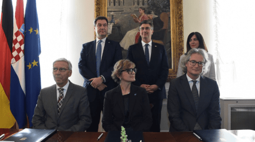 Agreement on academic cooperation between the University of Rijeka and the University of Regensburg