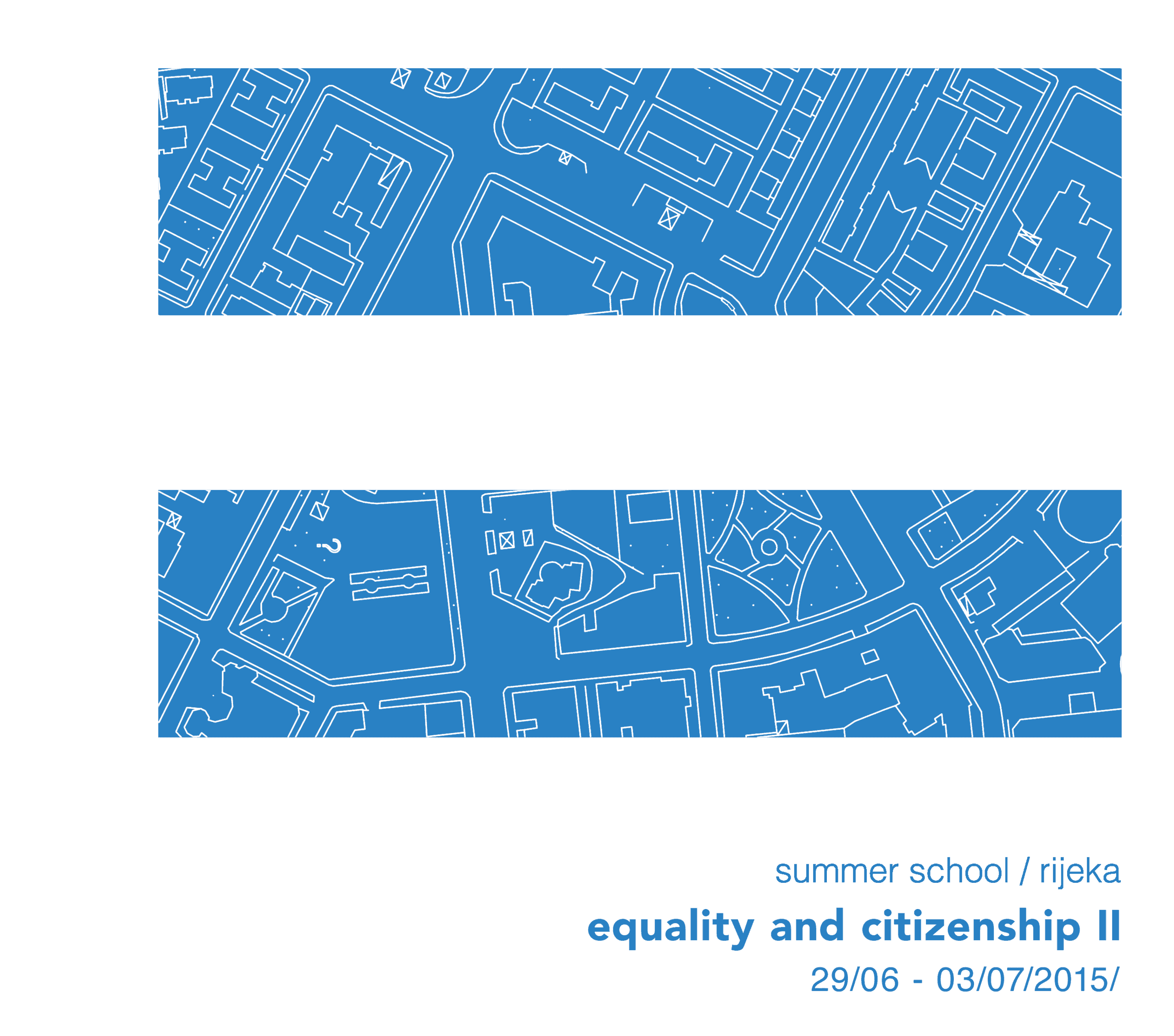 Summer School Equality and Citizenship II – 2015