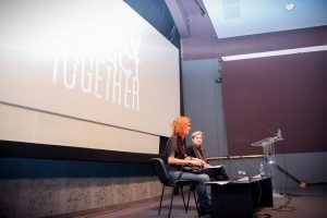 Adriana Zaharijević i Judith Butler