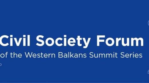Civil Society Forum Trieste of the Western Balkans Summit Series