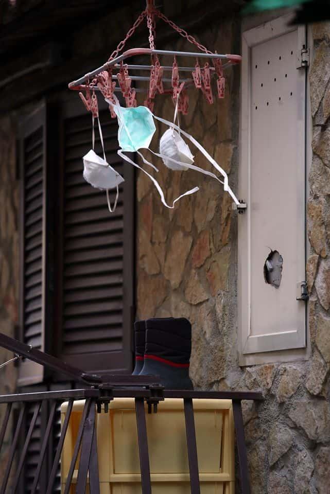 Sergio Siano: Naples in Quarantine