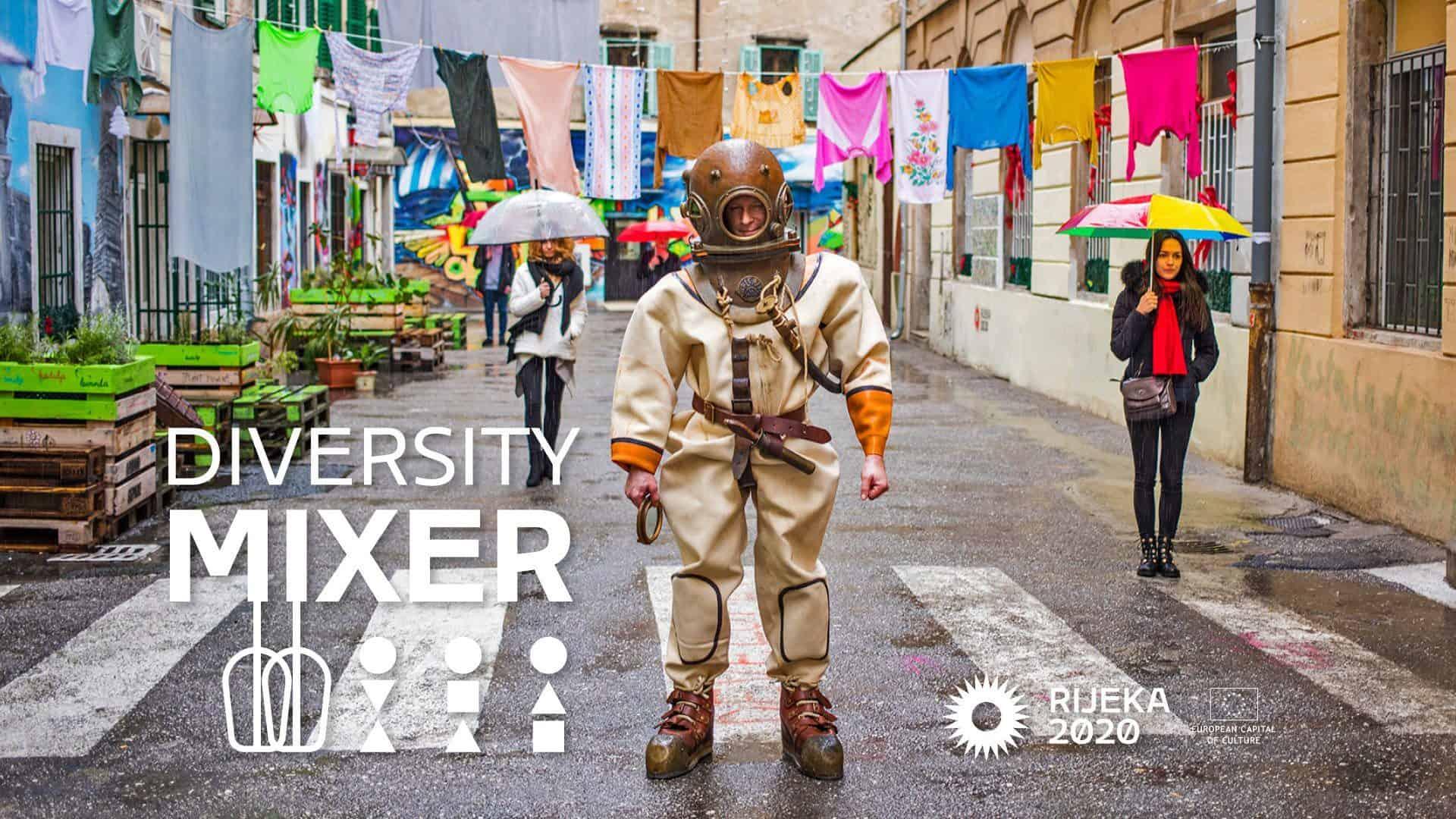 Diversity Mixer – Cultural participation: diversity and inclusion