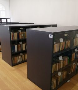 The first step towards the Moise Palace media library: Branko Horvat Library Collection
