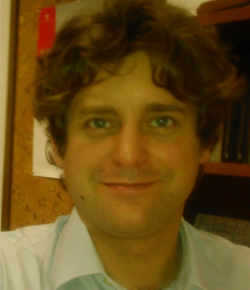 CAS SEE Seminars With Guests: Rafael Marín